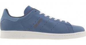 adidas stan smith heren blauw