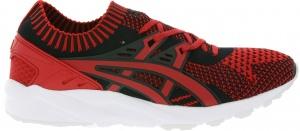 ASICS Sneakers Gel Kayano Trainer Knit Männer rot schwarze