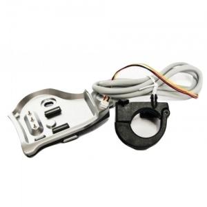 Gazelle houder voor regelaar voor Innergy E-bike zilvergrijs