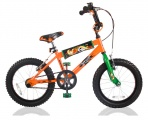 ABRAR ACROBAT 16 BMX V1 ORANJE GROEN