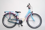 ALPINA GIRLPOWER TWIRL 24 36CM MEISJES RN ROZE BLAUW