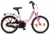 BIKEFUN FLOWER FUN 18 MEISJES RN ROZE