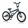 BURNER FLYER BMX 20 JONGENS RN ZWART 