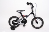 DIAMOND K12 12 KINDERFIETS RN ZWART