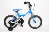 DIAMOND K14 14 KINDERFIETS RN BLAUW