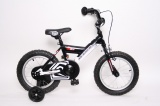 DIAMOND K14 14 KINDERFIETS RN ZWART