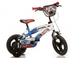 DINO 125XL2 HOTWHEELS 12 JONGENS BLAUW WIT ROOD