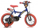 DINO 143G-SA SPIDERMAN 14 JONGENS BLAUW