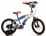 DINO 165XC HOTWHEELS 16 JONGENS BLAUW WIT ROOD