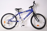 DINO 420U 20 INCH JONGENS 6V BLAUW ZWART