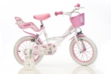 DINO CHARMMY KITTY 14 MEISJES V1 WIT ROZE