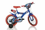 DINO SPIDERMAN 14 JONGENS V1 BLAUW ROOD
