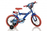 DINO SPIDERMAN 16 JONGENS V1 BLAUW ROOD