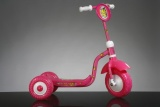 DINO STEP 303 TRI-SCOOTER ROZE