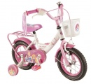DISNEY PRINCESS 12 21,5CM MEISJES RN WIT ROZE