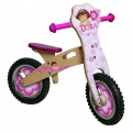 DORA LOOPFIETS HOUT DORA ROZE