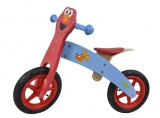 E&L SESAMSTRAAT LOOPFIETS ELMO