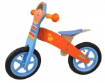 E&L SESAMSTRAAT LOOPFIETS ERNIE