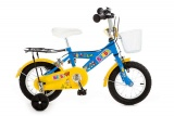 FORMULA BUMBA CITY 12 KINDERFIETS BLAUW GEEL