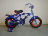 FREEWHEELS RUN BIKE LITTLE ROCK BOYS 12 JONGENS RN BLAUW