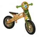 GO DIEGO GO HOUTEN LOOPFIETS MET BABY JAGUAR JUNGLE GROEN