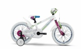 HAIBIKE LITTLE LIFE 16 MEISJES RN WIT