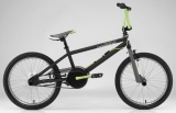 HAIBIKE RAZOR SL 20 28CM BMX V1 ZWART GROEN