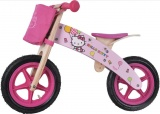 HELLO KITTY LOOPFIETS HOUT 12