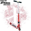JD BUG PRO STREET MS136 LIMITED EDITION PEARL RED