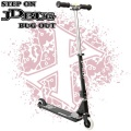 JD BUG PRO STREET MS136 MATT BLACK