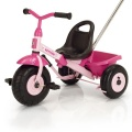 KETTLER DRIEWIELER HAPPYTRIKE AIR STARLET ROZE 