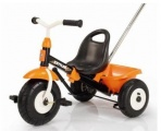 KETTLER HAPPYTRIKE AIR ROCKET ORANJE ZWART WIT