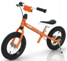 KETTLER LOOPFIETS ORANGE AIR ORANJE WIT ZWART