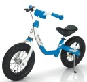 KETTLER LOOPFIETS RUN AIR FLY WIT BLAUW ZWART