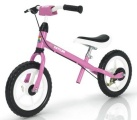 KETTLER LOOPFIETS SPEEDY 12,5 INCH PINK WIT ZWART