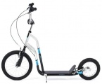 KICKID CITY  STEP 16/12 BLUE SCOOTER