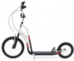 KICKID CITY STEP 16/12 RED SCOOTER