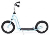 KICKID STAR LINE STEP 12 BLUE SCOOTER