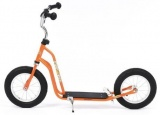 KICKID STAR LINE STEP 12 ORANGE SCOOTER