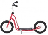 KICKID STAR LINE STEP 12 RED SCOOTER
