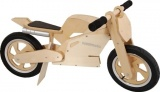 KIDDIMOTO LOOPFIETS SUPERBIKE NATUREL
