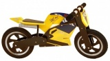 KIDDIMOTO LOOPFIETS SUPERBIKE YELLOW JAMES TOSELAND