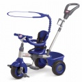 LITTLE TIKES DRIEWIELER 3IN1 BLAUW