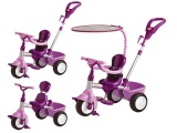 LITTLE TIKES DRIEWIELER 3IN1 TRIKE GIRLS