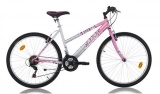 MARLIN IMPALA 26 46CM ATB DAMES V18 ZILVER ROZE