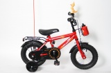 MICKEYBIKE 12 JONGENS RN ROOD