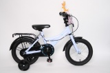 MICKEYBIKE 12 MEISJES V1 BLAUW