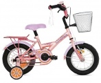 MONTEGO RAINBOW 12 MEISJES RN PINK