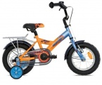 MONTEGO ROCKET 12 JONGENS RN BLAUW ORANJE