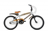 MONTEGO TURBO BMX 20 JONGENS RN VUUR ROOD 
